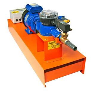 Aliva Metering Admixture Dispenser System