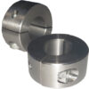 Rod Clamps For Pneumatic Cylinders