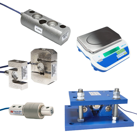 Loadcells & Scales
