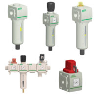 ASCO's broad line of high-flow, modular, and in-line flow products.