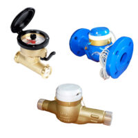 Featuring an extremely popular range of water meters and pumps.