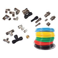 Featuring a wide range of fittings and tubing to suit even the most demanding of applications.